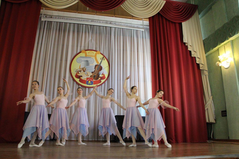 Отчётный концерт 2017 хореография
